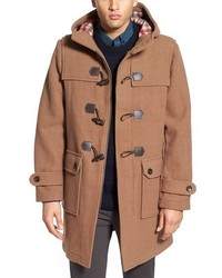 Ben Sherman Wool Blend Duffle Coat