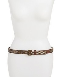 Steve Madden Steven By Studded Belt
