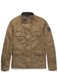 Brown Field Jacket