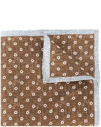 Eleventy Floral Pocket Square Scarf