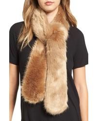 Faux fur stole medium 844953