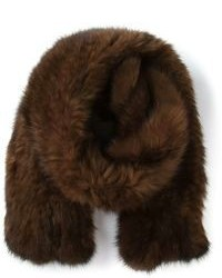 Liska fur scarf medium 99341