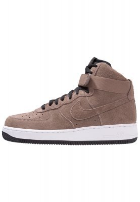 ... Sneakers Nike Air Force 1 07 High Top Trainers Dark Mushroom