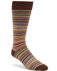 Multi stripe socks medium 19282