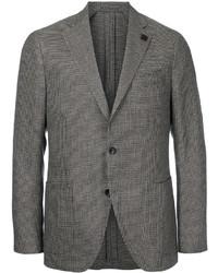 Houndstooth two button blazer medium 4914703