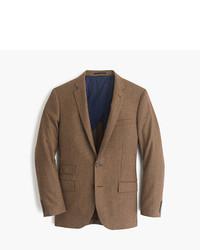Ludlow suit jacket in italian houndstooth wool medium 754036