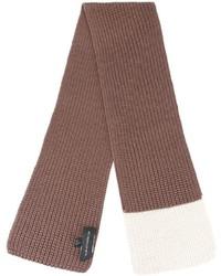 Knitted scarf medium 1102231
