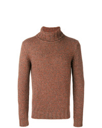 Lardini Roll Neck Jumper