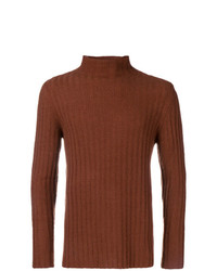 Federico Curradi Turtle Neck Jumper