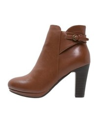 Ankle boots cognac medium 4107803