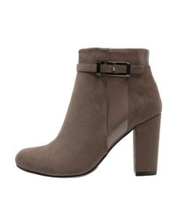Ankle boots taupe medium 4107778