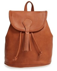 Sole Society Backpack Brown