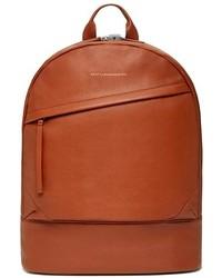 WANT Les Essentiels Kastrup Leather Backpack Blue