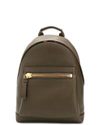 Tom Ford Large Zipper Backpack