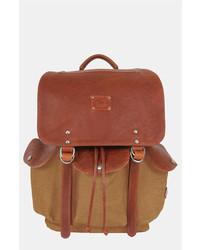 Will Leather Goods Lennon Backpack
