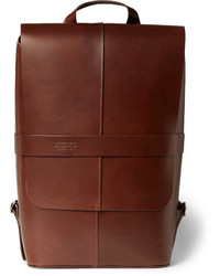Piccadilly Leather Backpack