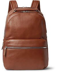 The runwell full grain leather backpack medium 1149108