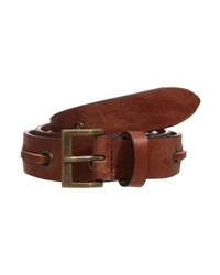 The Kooples Sport Belt Camel