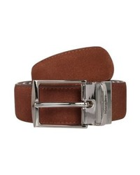 Hackett London Belt Tan