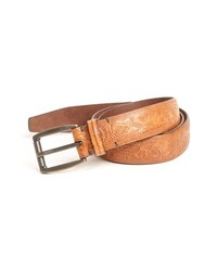 Will Leather Goods Carson Belt Brown 36