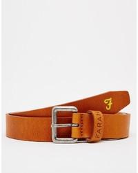 Farah Greco Leather Belt