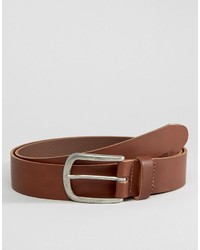 Jack and Jones Jack Jones Belt In Leather