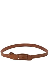 Farah Johnny Leather Twine Belt