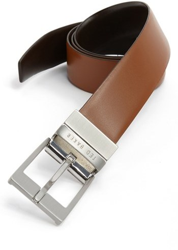 3b8af342f4d2c ... Ted Baker London Reversible Leather Belt ...