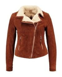 Teddy star leather jacket cognac medium 5364832