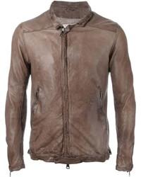 Giorgio Brato Front Zip Jacket