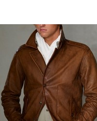 Polo Ralph Lauren Leather M41 Jacket