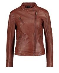 Sally leather jacket cognac medium 3993247