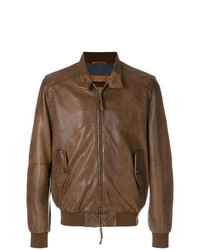 Altea Zipped Bomber Jacket