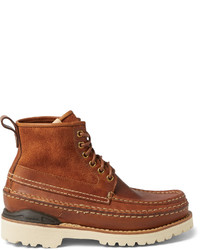 Grizzly mid folk leather boots medium 705299