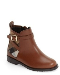 Burberry Mini Richardson Leather Boot