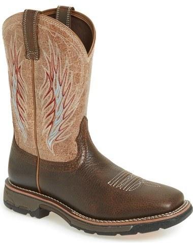 0e32b774402 £157, Ariat Workhog Mesteno Ii Western Boot