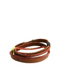 Classics 77 Classic 77 Leather Wrap Bracelet