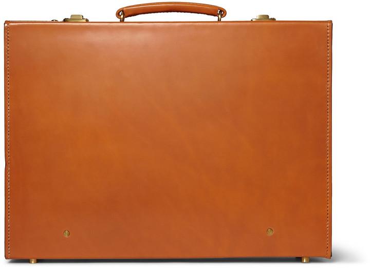 ... Kingsman Swaine Adeney Brigg Leather Briefcase ... 7940f27dc1be9