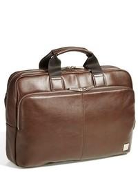 London newbury briefcase brown medium 719101