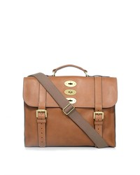 Mulberry Ted Leather Briefcase