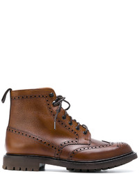Brogue detail boots medium 5274538