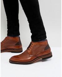 a4eb276e3962 Ted Baker Cinika Short Brogue Boots