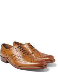 Dylan leather wingtip brogues medium 7918