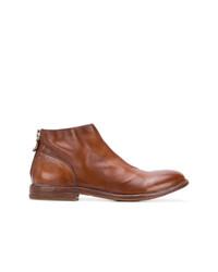 Back zip ankle boots medium 7207695