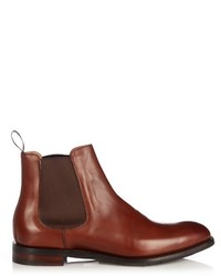 Godfrey leather chelsea boots medium 849795
