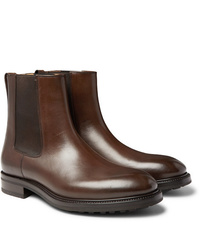Tom Ford Stuart Polished Leather Chelsea Boots