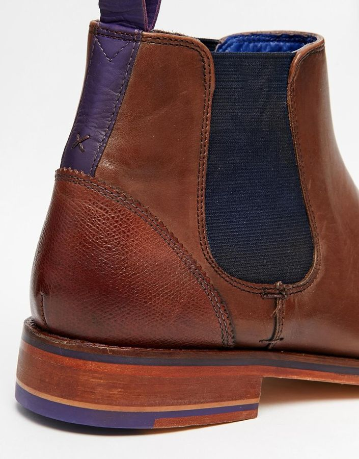 Camroon Leather Chelsea Boot