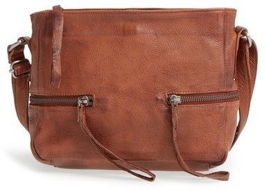 ... Day Mood Hannah Leather Crossbody Bag Brown ... 235985d2489b