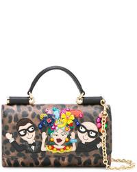 Dolce & Gabbana Mini Von Crossbody Bag