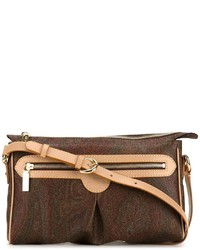 Etro Smalla Rectangular Shoulder Bag